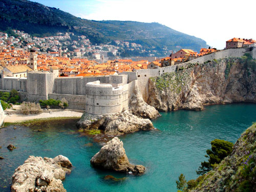 Dub Croacia Destinos de playa en Croacia: Dubrovnik