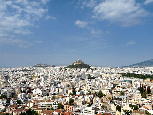 ate345 Viajes Baratos a Grecia: Atenas en Otoño