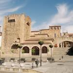 Cáceres. Ciudades económicas con mucho encanto