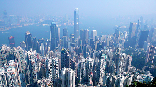 chi986 Viaje a la Perla Oriental: Hong Kong