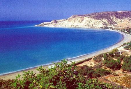 chv74u10136 Vacaciones de verano en Chipre: Las mejores playas de la isla mediterránea