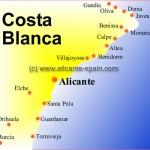 costa blanca map vacaciones de verano imagen de alicante spaincom 150x150 Vacaciones de verano en Chipre: Las mejores playas de la isla mediterránea
