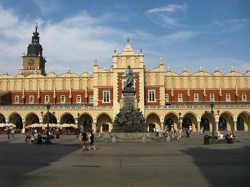 cra356 Viajes baratos a Europa | Cracovia