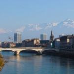 Grenoble, Francia de ensueño