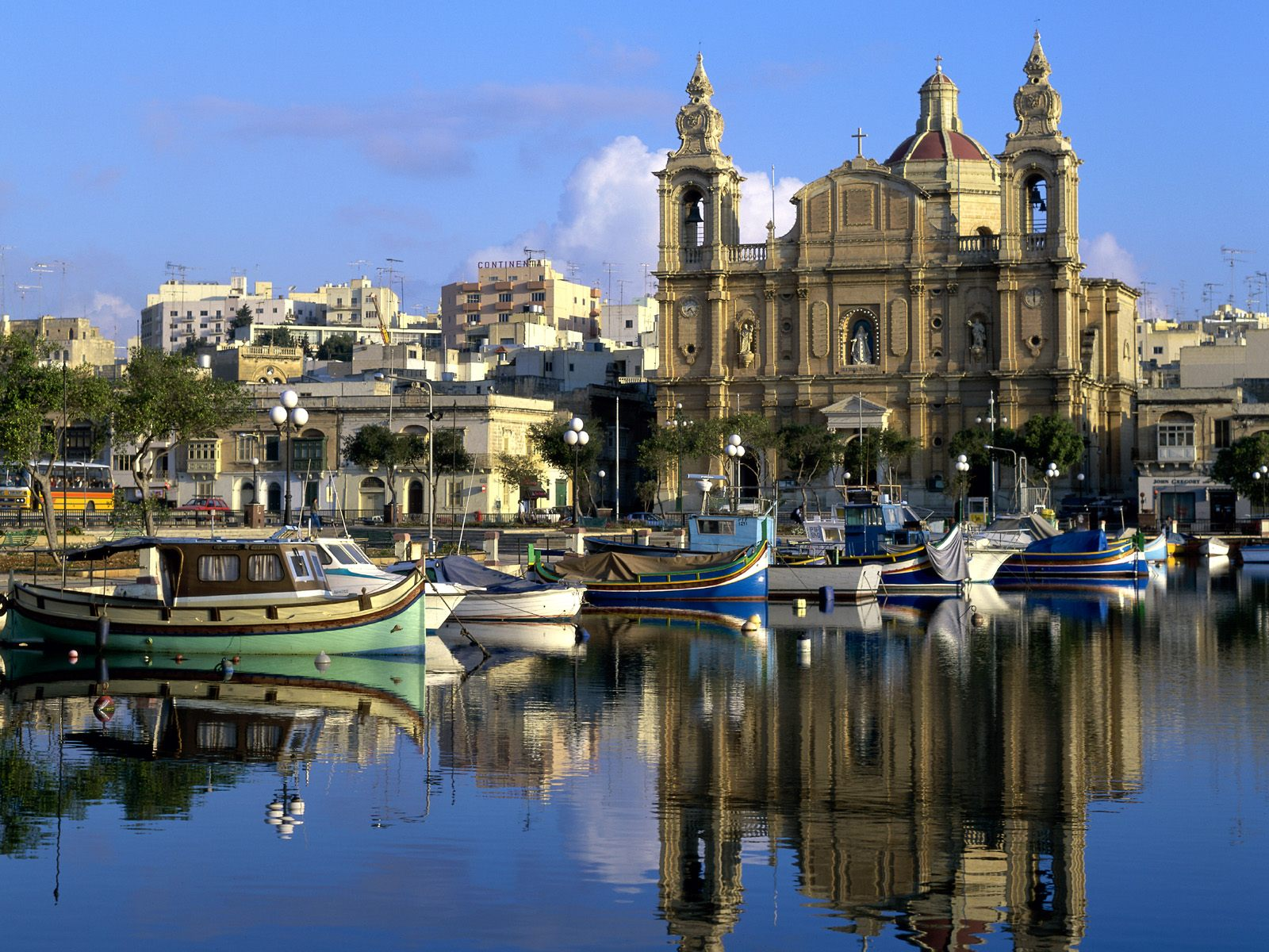 harborside20msida20malta Viajes baratos a Malta, el gran museo al aire libre de la historia del Mediterráneo
