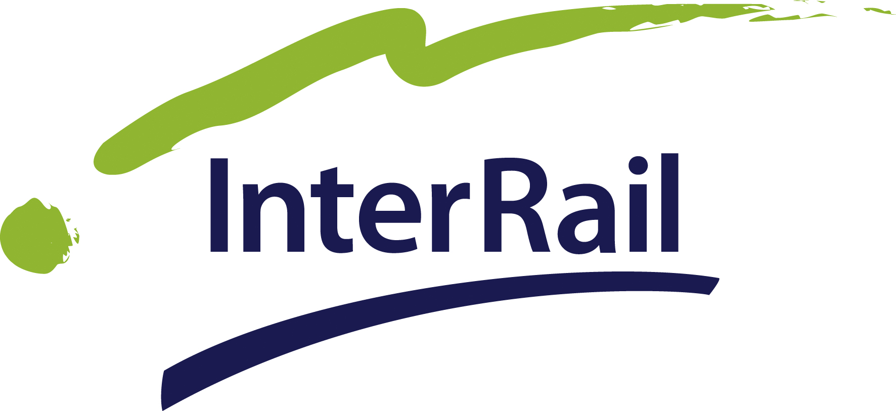 interrail logo InterRail Pass, la revolución del transporte económico por Europa