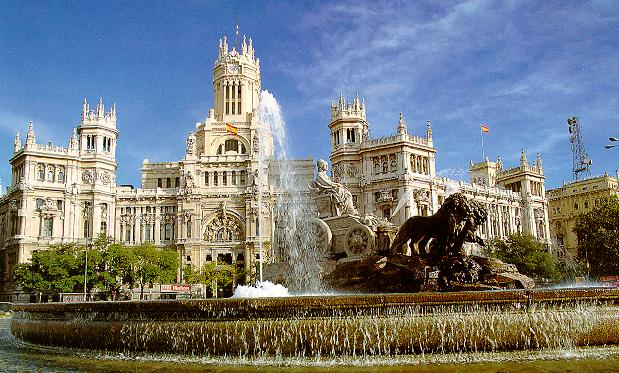 madrid cibeles Madrid