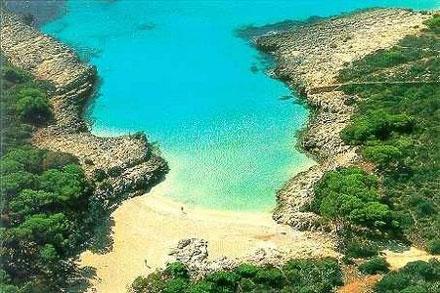 menorca playas vacaciones de verano islas baleares