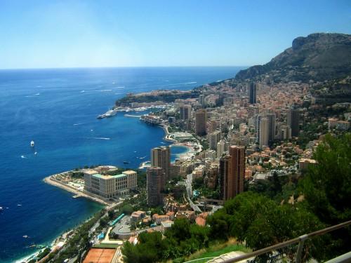 monaco 500x375 Mónaco, una joya entre los Alpes y el Mediterráneo
