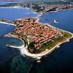Vacaciones en el Mar Negro: Nessebar (Bulgaria)