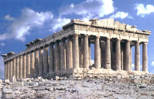 partenon 500x321 Grecia: patrimonio esencial, turismo y cultura en la república Helénica