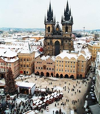 prg04304345 Navidad en Praga | Ofertas para viajar barato a la República Checa
