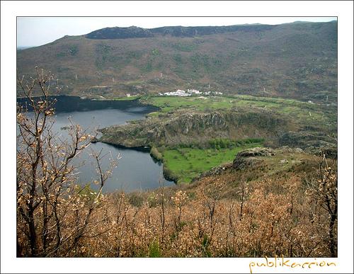 san389 Zamora rural: viaje al Parque Natural del lago de Sanabria