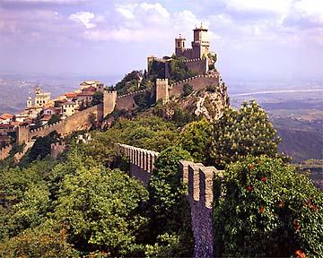 sanmarino República de San Marino, vacaciones con encanto por Europa