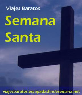 ssvb2055 Ofertas escapadas baratas Semana Santa