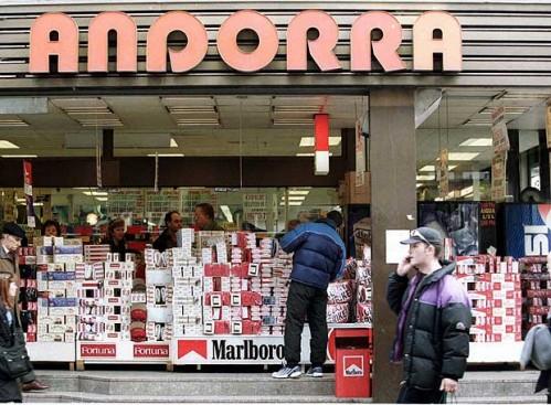 tabaco andorra 499x367 Viajar gratis: Compra en Andorra y págate el fin de semana con la diferencia