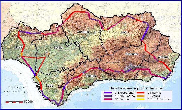 transandalus Rutas de Andalucía | Ciclismo por TransAndalus