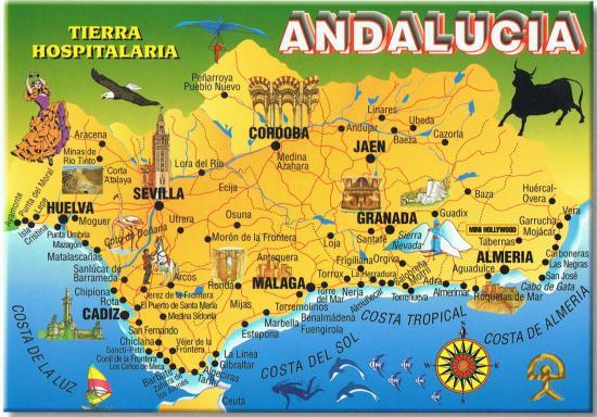 hostales baratos en andalucia: